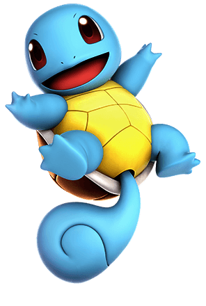 Squirtle Super Smash Bros Ultimate
