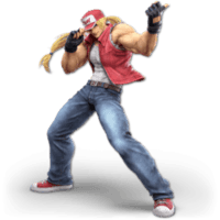 Terry Super Smash Bros Ultimate