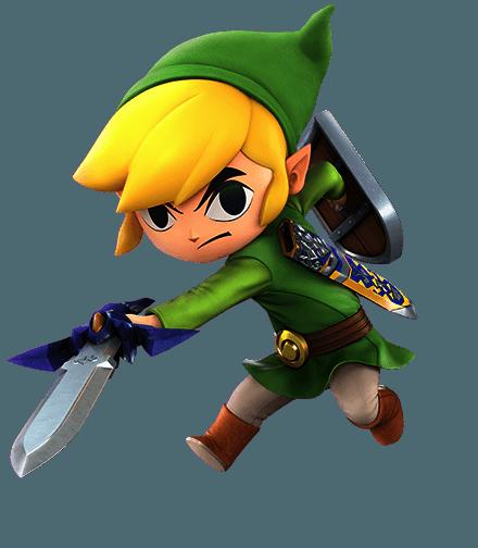 Toon Link Super Smash Bros Ultimate