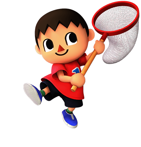 Villager Super Smash Bros Ultimate