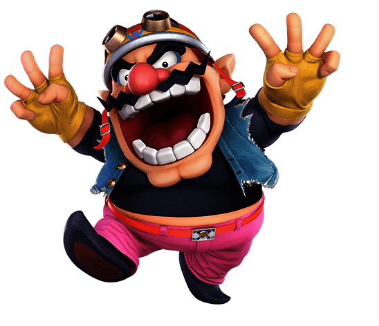 Wario Super Smash Bros Ultimate