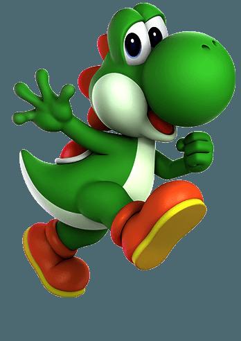 Yoshi Super Smash Bros Ultimate