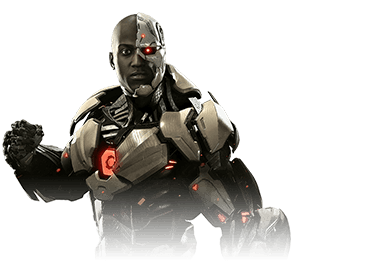injustice 2 cyborg gear stats moves abilities skin costumes