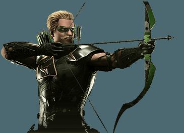 Green Arrow-injustice-2
