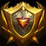 3v3 Ranked Gold Icon