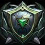 3v3 Ranked Platinum Icon