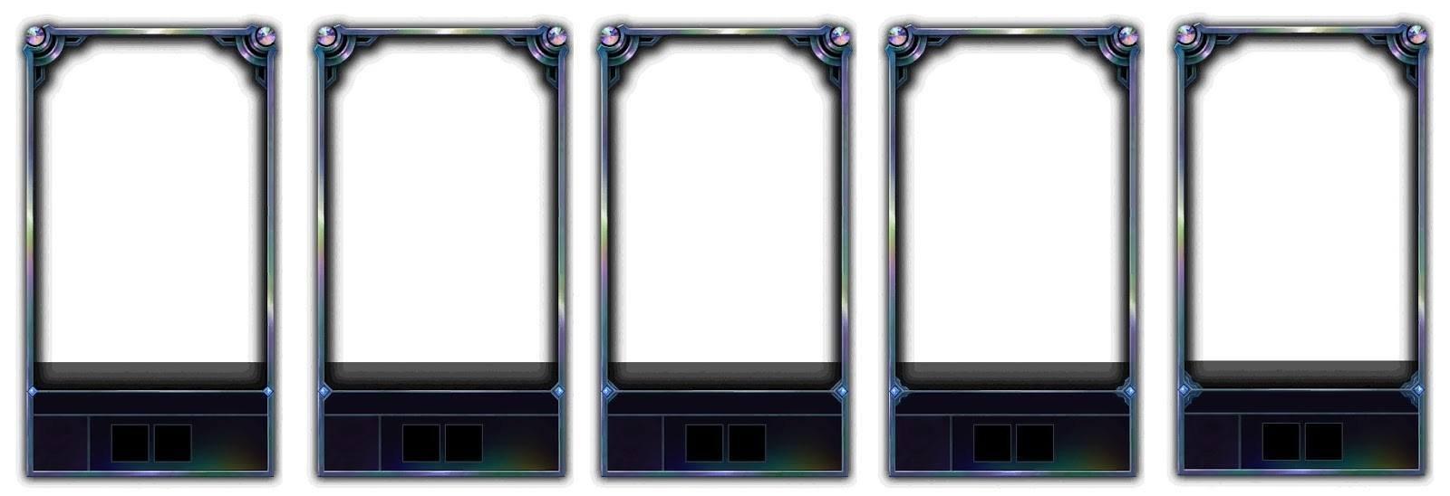 Diamond Loading Screen Border