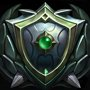Solo Queue Platinum Icon