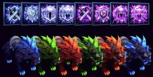 HotS Season Rewards
