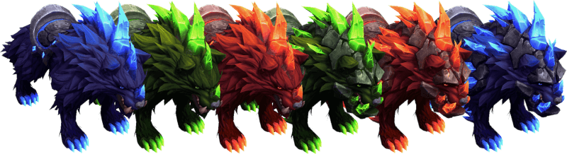 HotS Skin Mount Season Reward