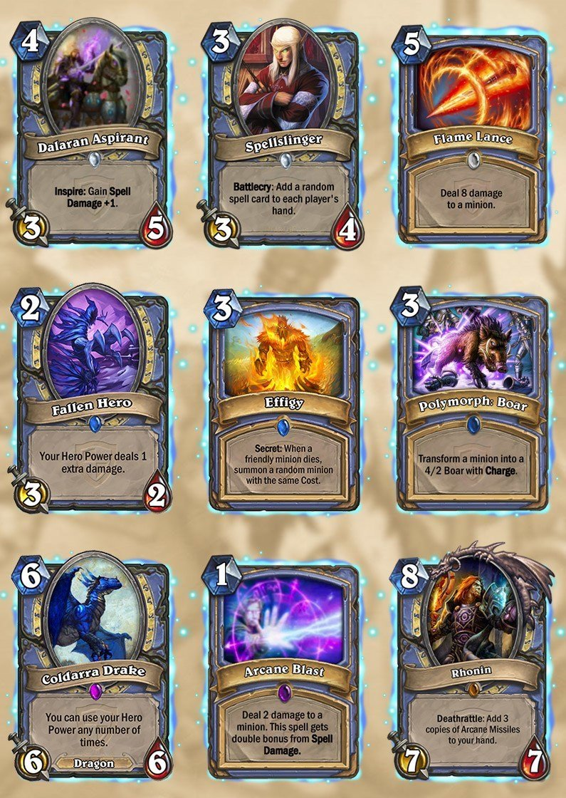 all tgt cards