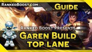 Garen Build – 6.14