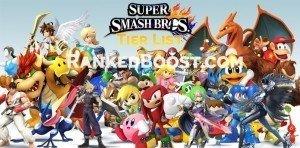 SSB4 Tier List – Super Smash Bros – 2017