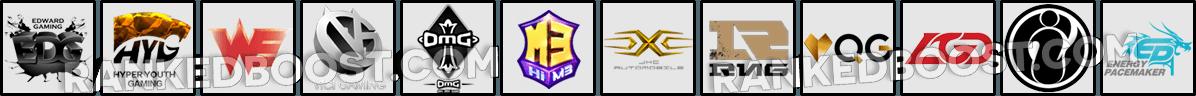 LPL-2016-Teams
