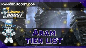 ARAM Tier List • Champion Tier List