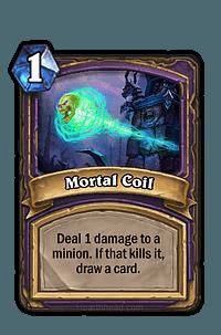 Mortal Coil Warlock Class