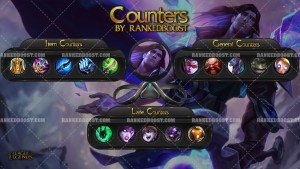 Taric Counters