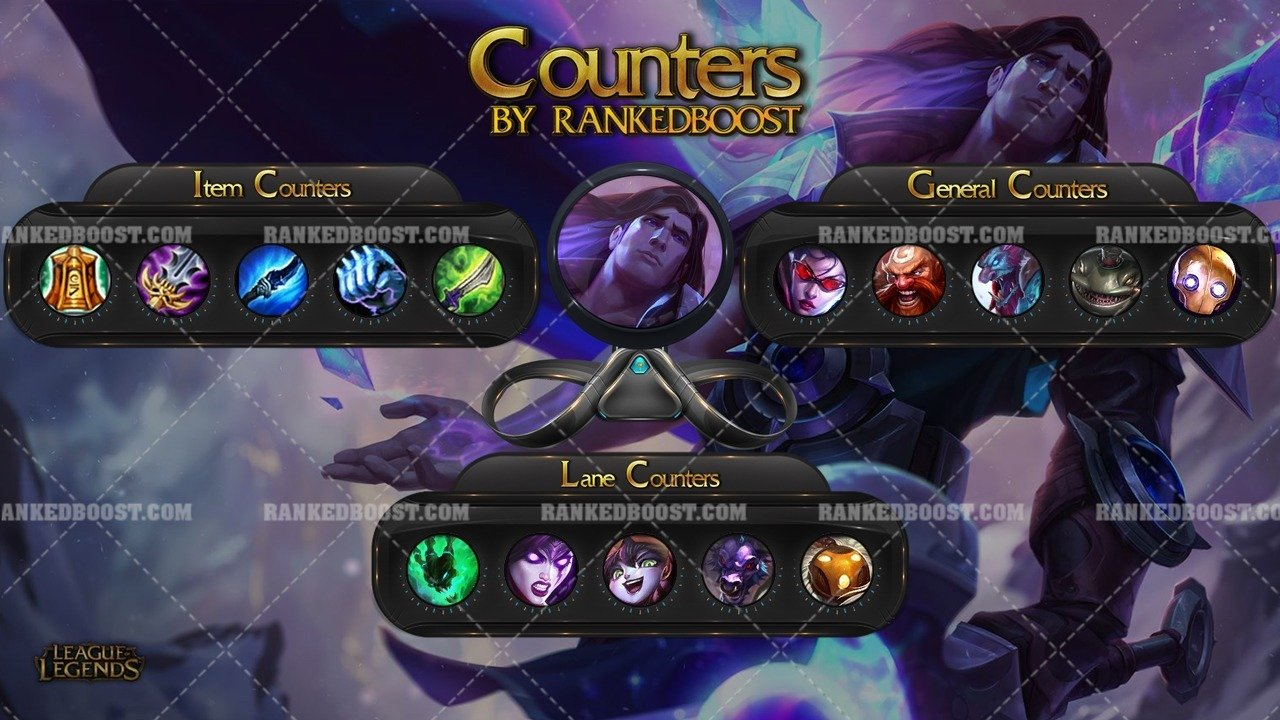 Taric Counter The Best Counter Picks Taric Is Weak Against