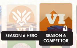 Season 6 Player Icon overwatch