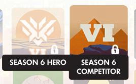 Season 6 Player Icon overwatch