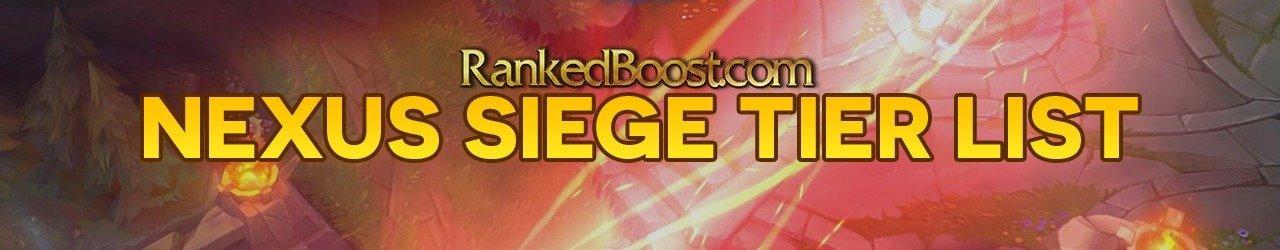 Best Nexus-Siege-Champions