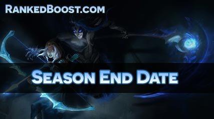 LOL WHEN DOES SEASON 8 END? | LoL Season 8 End Date