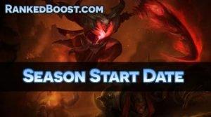 LoL Season 9 Start