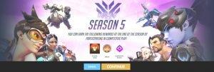 Overwatch Season Start