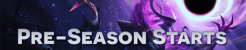 LOL WHEN DOES SEASON 8 END? | LoL Season 8 End Date