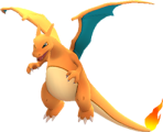 Pokemon Go Charizard