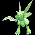Pokemon Go Scyther