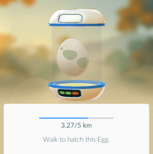 Egg Hatching Chart All Pokemon Go Incubators
