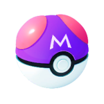 Master Ball Pokemon Go