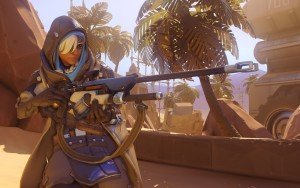 Ana | Support Sniper Overwatch Hero