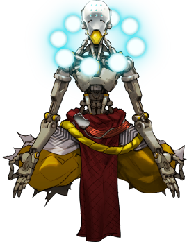 Overwatch Zenyatta Counters