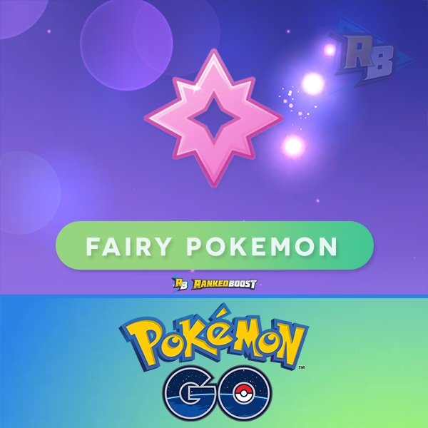 Pokemon-GO-Fairy Pokemon