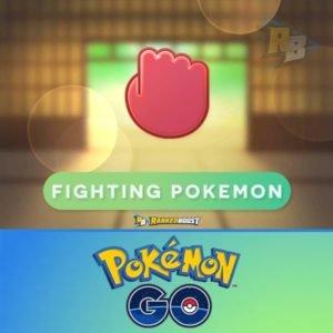 Pokemon Go Fighting Type   Pokemon Go Fighting Pokemon List