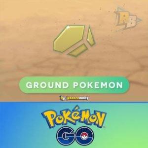Pokemon GO Ground Type   Pokemon GO Ground Pokemon List