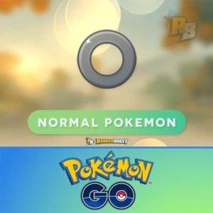 Pokemon GO Normal Type   Pokemon GO Normal Pokemon List