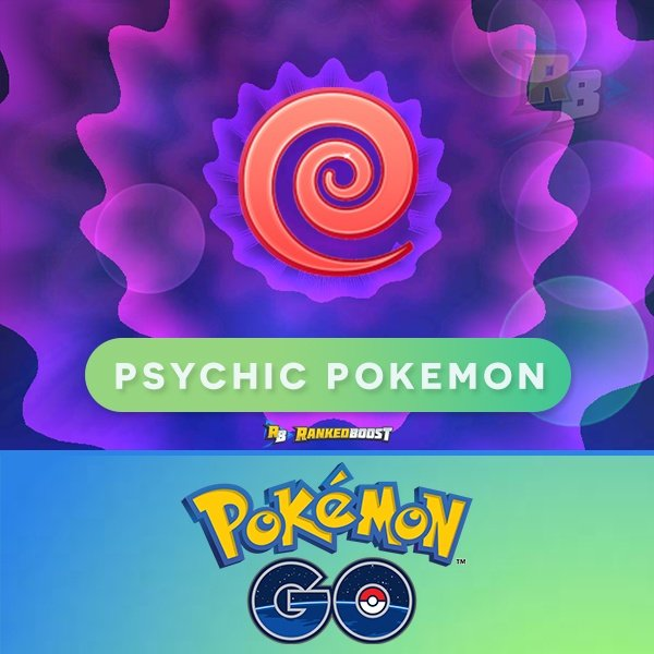 Pokemon GO Psychic Type GEN 4 | Pokemon GO List Psychic Pokemon