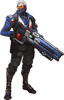 Soldier 76 Counters