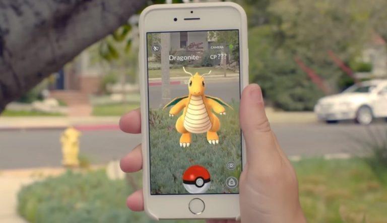 catch dragonite pokemon go