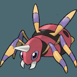 Pokemon Go Ariados