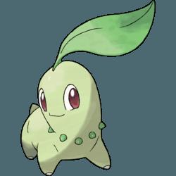 Pokemon Go Chikorita