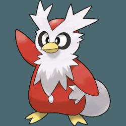 Delibird Pokemon Go