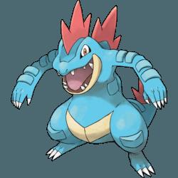 Pokemon Go Feraligatr