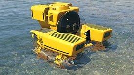 GTA 5 Kraken Sub Cheat