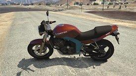 GTA 5 PCJ-600 Motorcycle Cheat