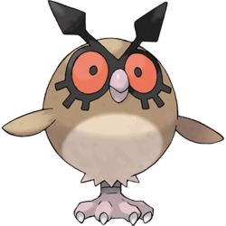 Pokemon Go Hoothoot