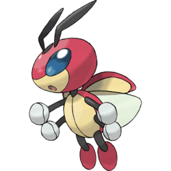 Pokemon Go Ledian Max Cp Evolution Moves Spawn Locations